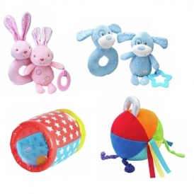 Chad Valley Baby Toys £2.99 Each