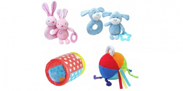 Chad Valley Baby Toys £2.99 Each (Was £6.99) @ Argos