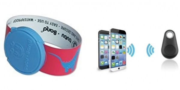 Reusable Safety Wristbands For Kids £1.99 Delivered @ Amazon Seller: B&B Wristbands