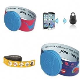 Kids Safety Wristbands £1.99 Delivered