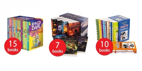Collections Flash Sale: Up To 88% Off Plus An Extra 10% Off (With Code) @ The Book People