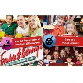Kids Pass Family Discount Membership £1