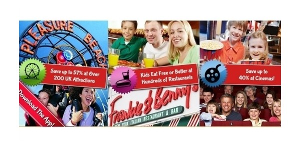 Kids Pass Family Discount Membership £1 For 90 Days