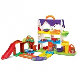 Toot-Toot Friends Discovery House £24.49