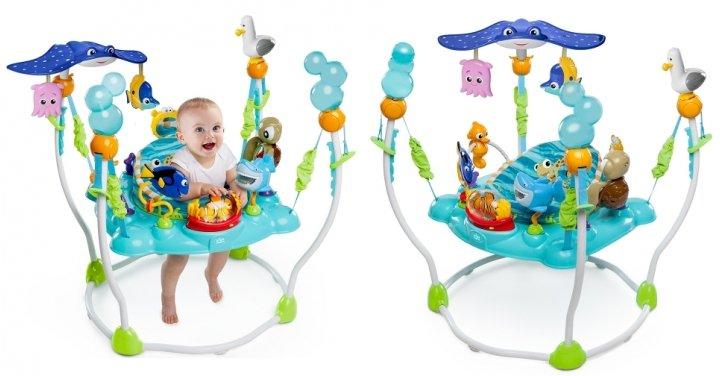 Disney Baby Finding Nemo Sea Of Activities Jumper Now 163 64