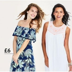 Women's Holiday Clothes From £4 @ Asda