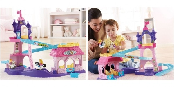 Half Price Fisher Price Little People Klip Klop Disney Princess Stable Now £19.99 @ Toys R Us