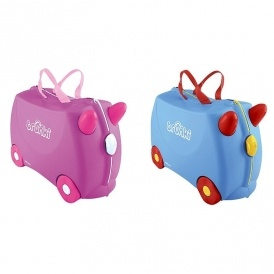Trunki Ride-On Suitcases £25