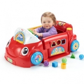 Fisher Price Laugh & Learn Car Half Price