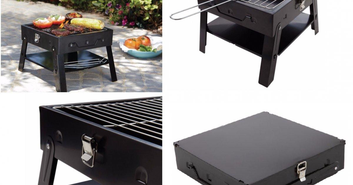 picnic box barbecue 7 asda george. Black Bedroom Furniture Sets. Home Design Ideas