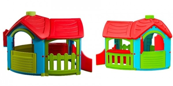 Palplay Children's Villa Playhouse With Extension £65 Delivered @ Tesco eBay Outlet