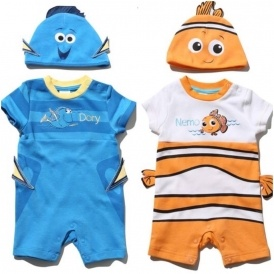 Finding Dory / Nemo Rompers