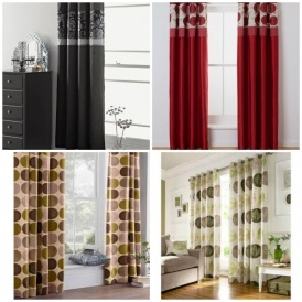 Curtains From £7.99 Delivered