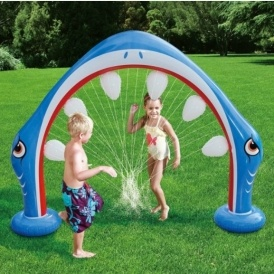 Inflatable Shark Sprayer £19.99