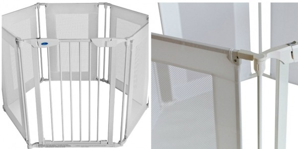 BabyStart Metal And Fabric Playpen £36.99 @ eBay Store: Argos