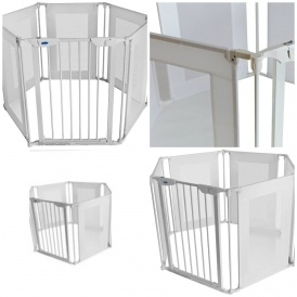 BabyStart Metal And Fabric Playpen £36.99