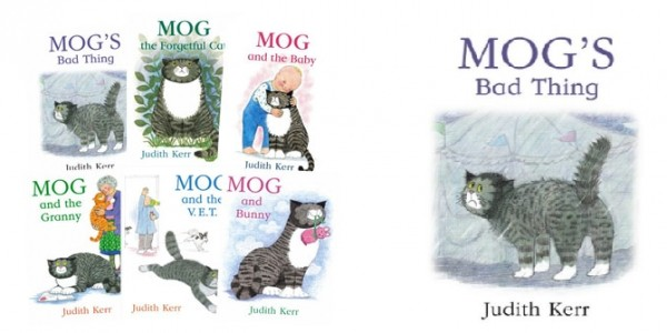 Ten Books For £10 Including Mog The Cat @ The Works