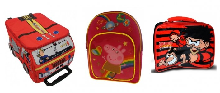 Backpack Bonanza @ Character.com