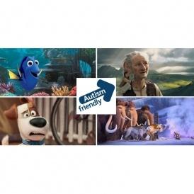 Autism Friendly Cinema: Summer Screenings
