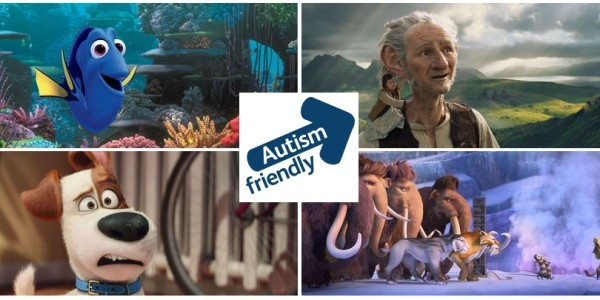Autism Friendly Cinema: Odeon Summer Screenings