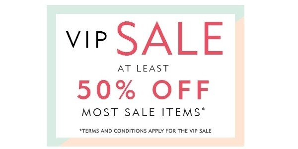 Next Sale VIP Slots Are Now Live!