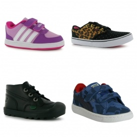 Big Brand Kids' Footwear Bargains @ USC