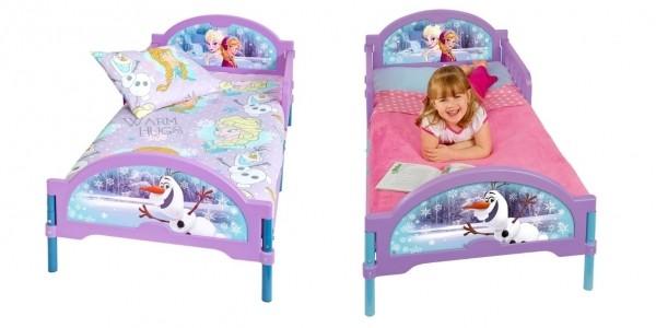 Disney Frozen Toddler Bed £28.99 (Using Code) @ Smyths Toys (Expired)