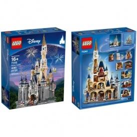 Lego Disney Castle Revealed
