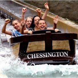 Kids Go FREE On Short Breaks @ Chessington