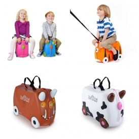 Up To 39% Off Trunki Suitcases @ Amazon