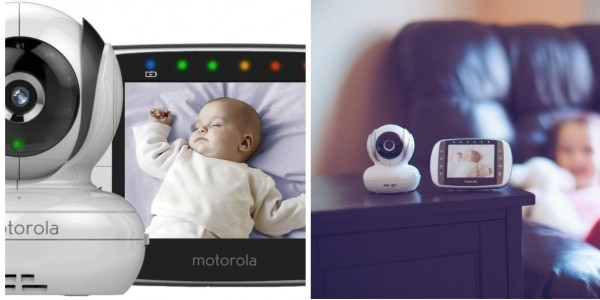 Motorola MBP36S Digital Video Monitor £49.99 Delivered (With Code) @ Amazon (Expired)