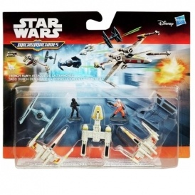 Star Wars Micro Machines From 49p