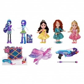 Up To 65% Off Toys @ The Entertainer