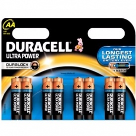Duracell Batteries From £1 @ B&Q