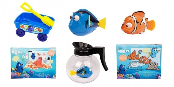 Reduced Finding Dory Toys From £2.50 @ The Entertainer