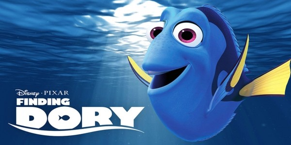 FREE Finding Dory Toy @ The Entertainer