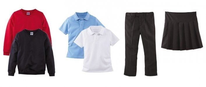 Lidl's £3.65 School Uniform