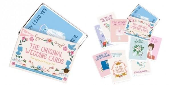 New Milestone Wedding Cards £12.99 @ Amazon