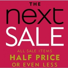 Summer Sale @ Next
