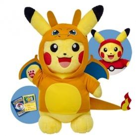 Pokemon Go Pikachu Build-A-Bear