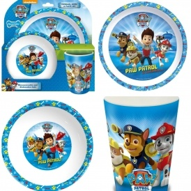 Paw Patrol Tumbler/Bowl/Plate Set £5 Amazon