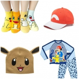 Pokemon Clothing From £2.99