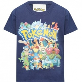 Pokemon T-Shirts Now £4 @ M&Co