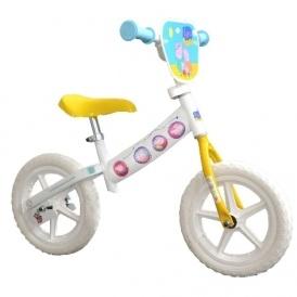 Peppa Pig Balance Bike & Helmet