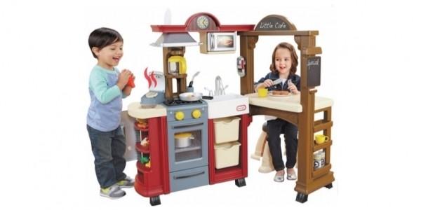 Little Tikes Cook 'N' Dine Bistro Kitchen Now £79.99 (was £134.99) @ Argos