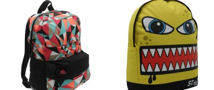 School Bags From £2 @ Sports Direct
