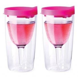 Portable Wine Glass Tumbler