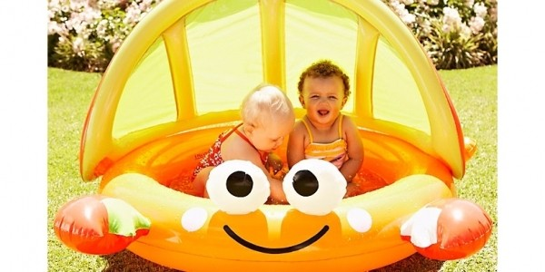 How To Keep Babies And Children Safe In Hot Weather