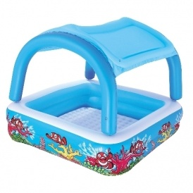 Bestway Canopy Pool Now £12.99 @ Very