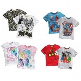 Character T-Shirt 2 Packs £4.99